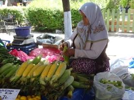 Market day, Turkey