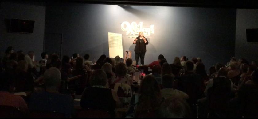 Becky B Koop, storyteller